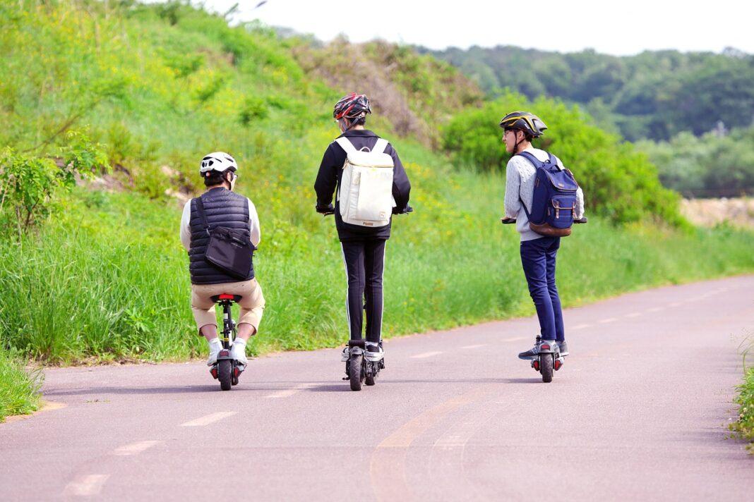 Bici elettriche e monopattini elettrici